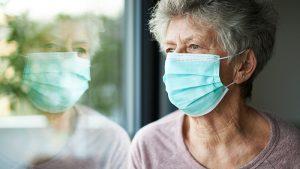 Senior Quarantined