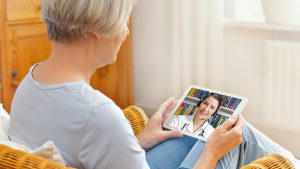 Televisit with Doctor